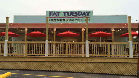 Fat Tuesday Patio