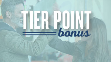 Tier Point Bonus